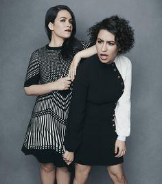 Abbi Jacobson and Ilana Glazer for Timeout New York Magazine