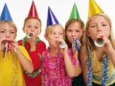 New Year's Eve Party for Kids by LissaKlar at Squidoo