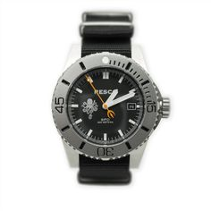 SPD Edition RESCO UDT Dive Watch