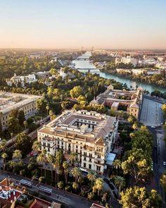 New Life, Valencia, Prestige, Aerial View, Paris Skyline, Life Is Good, Spain, City, Luxury Lifestyle