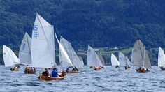 Tysnesbladet Sailing Ships, Boat, Dinghy, Boats, Tall Ships