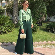 Green everything