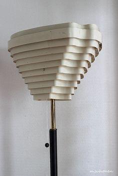 https://flic.kr/p/uA7WbY | Alvar Aalto lamp