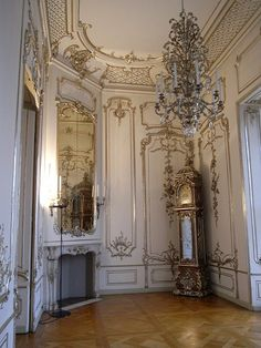 Rococo | Schlob Charlottenburg Berlin