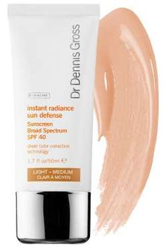 This tinted, skin-illuminating formula helps color correct any redness or sallowness in your skin, w... - Sephora.com