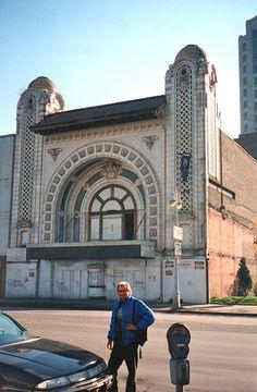 National Theatre, Detroit, MI.