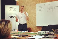 Grow your innovative idea! Snapshot from an amazing experience at the Albanian Institute of Science.