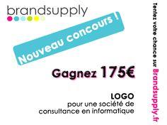Un logo pour une entreprise d'IT, ça vous dit !? 175€ à la clé!  http://www.brandsupply.fr/design_logo/logo-pour-consultant-it-plein-denergie-mais-pas-si-simple/designs/16223