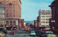 9th street tacoma washington 1950s