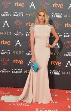 Amaia Salamanca: Goya Cinema Awards 2016 - Red Carpet