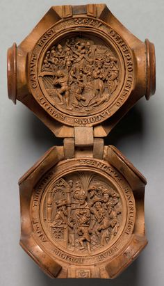 There are only 135 known miniature boxwood carvings and they have been puzzling art specialists all over the world. Recently, researchers have gathered some of these tiny religious pieces from museums and private collections to further study their secrets and have found a few very interesting answers.
