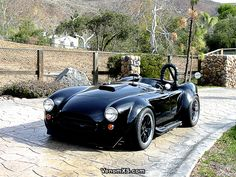 Factory Five Cobra Venom XS