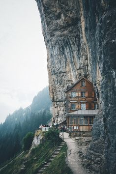Have a break, when you are up the mountain. by Johannes Hulsch