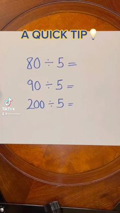 Life Hacks For School, School Study Tips, Apps For Teaching, Teaching Math, Math For Kids, Fun Math, Math Resources, Math Activities, Cool Math Tricks