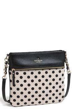 Kate Spade New York 'Cobble Hill - Ellen' crossbody bag available at Nordstrom Sac Kate Spade, Luxury Handbags, Purses And Handbags, Gucci Handbags, Handbags Online, Kate Spade Handbags, Beautiful Bags, My Bags, Women's Handbags