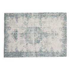 Tapis bleu 140 x 200 cm | Maisons du Monde