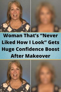 """#Woman That's """"Never Liked How I #Look"""" Gets Huge #Confidence Boost After #Makeover"""