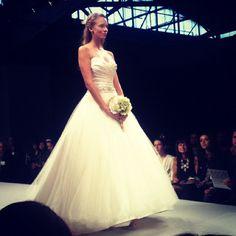 It's all about Tulle this season @winniecouture #bridalmarket