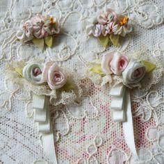 1920's lingerie pins