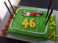Création / anniversaire rugby adulte