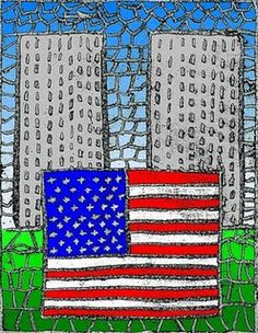 9/11 :( my dad and uncle died at that day :'(