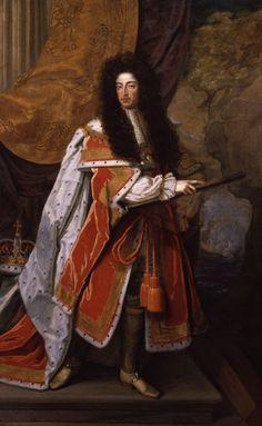 """King William III"" by Thomas Murray"
