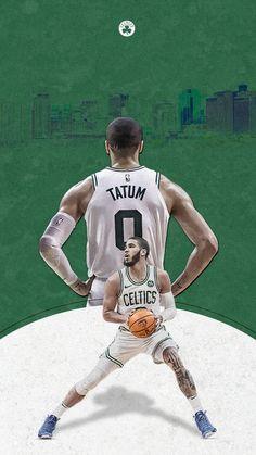Celtics Basketball, Basketball Art, Basketball Design, Basketball Players, Lebron James Wallpapers, Sports Wallpapers, Boston Sports, Nba Sports, Boston Celtics Wallpaper
