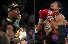 """Pacquiao's """"Dare"""" To Mayweather & Nothing Bute Trouble In Canada: This Is The Sunday Brunch"""