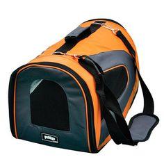 Bolsa Cabine de Avião Pandora Laranja Pet&Go - MeuAmigoPet.com.br #petshop #cachorro #cão #meuamigopet