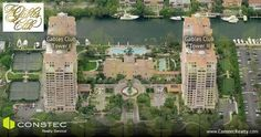 The Gables Club Towers building layout. Coral Gables floor plans.