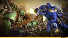 Warhammer 40000,warhammer40000, warhammer40k, warhammer 40k, ваха, сорокотысячник,фэндомы,Ultramarines,Ультрамарины,Space Marine,Adeptus Astartes,Imperium,Империум,Death Guard,Primaris Space Marines