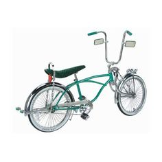 NEW Lowrider Square Twisted Bicycle Bottle Holder Trike Chopper Bike Gold
