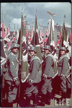 nazi germany color photos | nazi-germany-rare-color-colour-photographs-pictures-images-ww2--022 ...