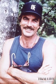 8 Ways To Get Magnum P.I.'s Style | Read more at H&M Life