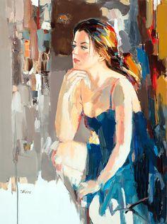 Josef Kote 1964 | Albanian Abstract painter | Vibrant colors | Tutt'Art@ | Pittura * Scultura * Poesia * Musica |