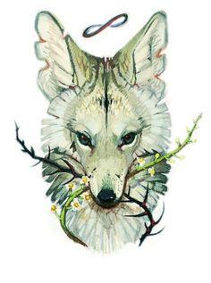 wile e coyote tattoo designs 5 tattoospedia coyote tattoo drawings pinterest coyote. Black Bedroom Furniture Sets. Home Design Ideas
