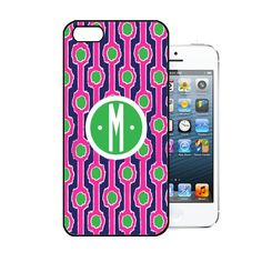 Monogramed iPhone case