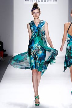 Katya Leonovich Spring 2013 RTW Collection