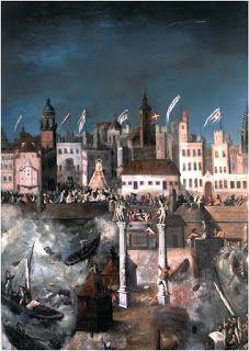 El Rosario en Cádiz: La intercesión de la Virgen del Rosario en el terremoto de 1755