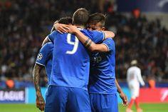 @Juventus #UCL #Champions #LigadeCampeones #ChampionsLeague #ASMJUV #MonacoJuventus #ASMJuve #Juventus #ForzaJuve #ItsTime #FinoAllaFine #VecchiaSignora #Juve #Bianconeri #9ine