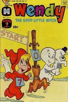 Wendy the good witch