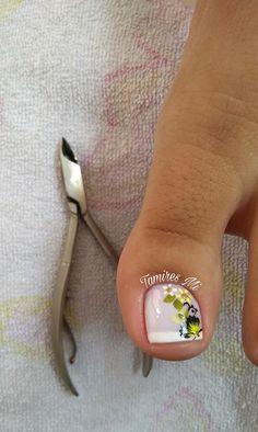 Nail Art Designs, Gemstones, Nails, Toe Nail Art, Nail Arts, Pretty Pedicures, Nails 2018, Nails At Home, Beauty Bar
