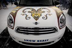 MINI // The Snow Beast