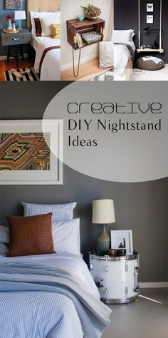 Creative DIY Nightst