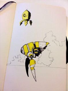 A Droid a Day — Droid #342 Droid Flyer - Minke Class. Little...