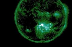 First Sighting of Gigantic Energy Buildup Confirms Solar Flare Models | I Fucking Love Science