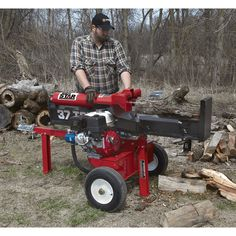 NorthStar Log Splitter.