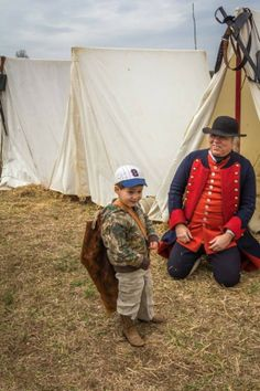 Living History Weekend Statesville, North Carolina  #Kids #Events