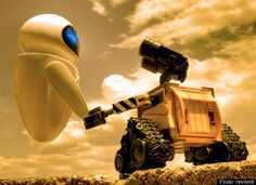 Image result for WALL-E'S THE ANIMATED MOVIE virtueS in the wisdom of science and emotional intelligence
