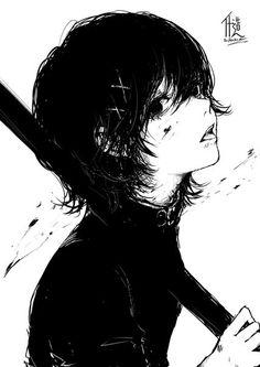 Juuzou Suzuya by Mikuma —hope you enjoy @DaraenSuzu